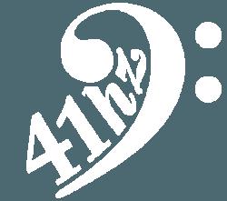 41hz Guitars Logo